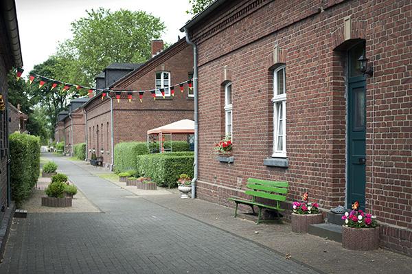 HANIEL - Eisenheim-Siedlung OB
