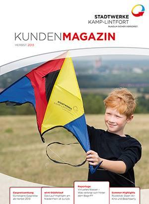 Das Stadtwerke-Magazin …