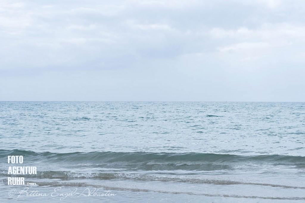 Horizont - Das Meer - Fuerteventura 2014 Bettina Engel-Albustin / fotoagentur-ruhr moers