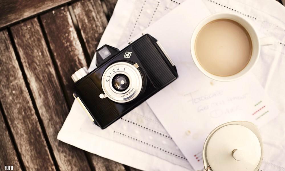 Fotografie gibt dem Moment Dauer. Und Kaffee hält uns wach ; )