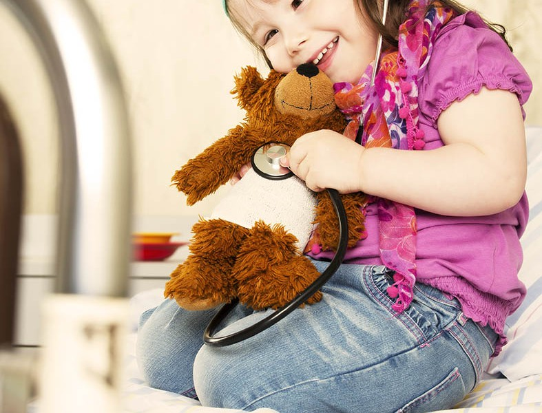 10 Jahre Bethanien-Teddy-Krankenhaus. Und wir waren dabei!