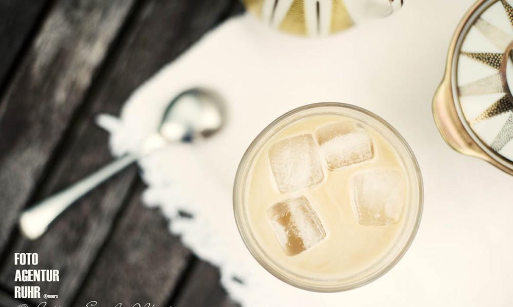 Nochmal durchatmen, Eiskaffee trinken!