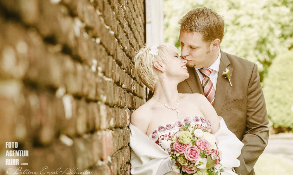 Frühlings-Hochzeit