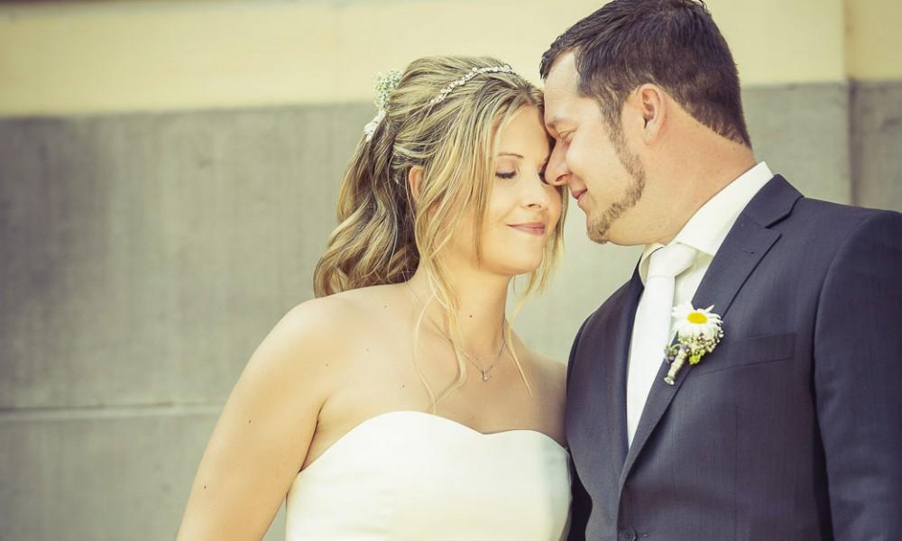 Wunderbare Hochzeit