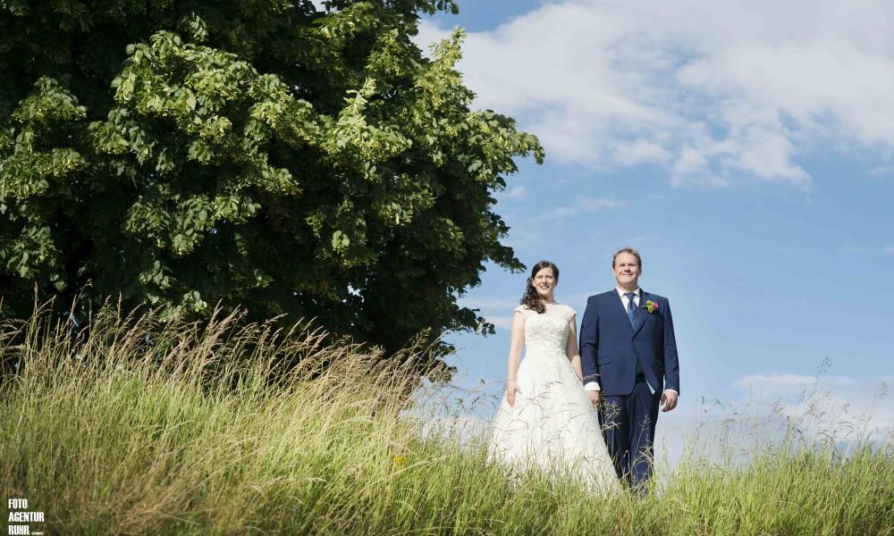 Herzlichen Glückwunsch, liebes Brautpaar!