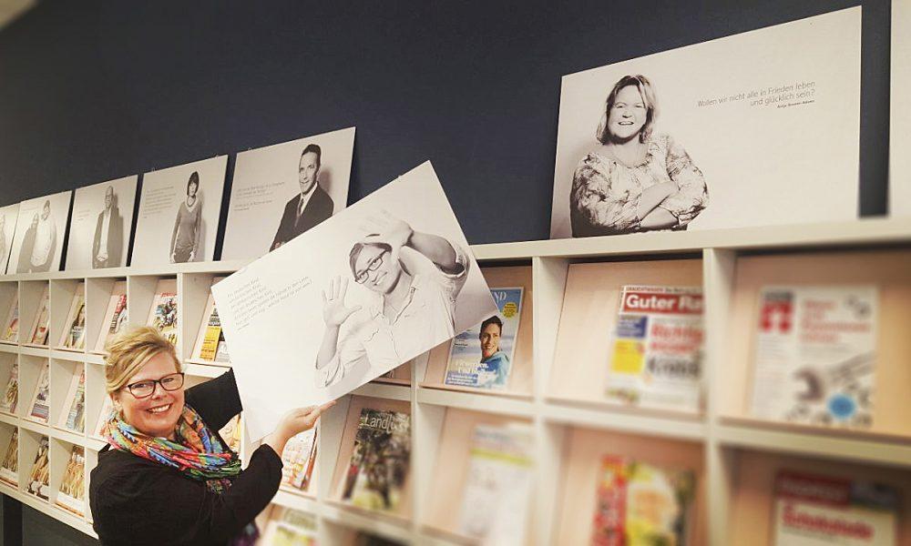 Ausstellung in der Mediathek KL