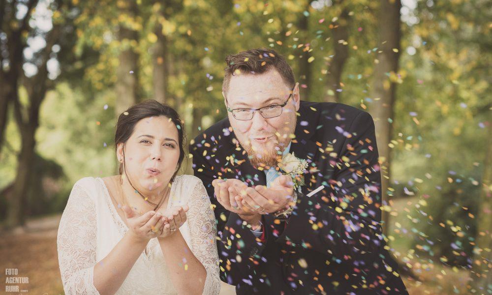 Hochzeit ist schön!