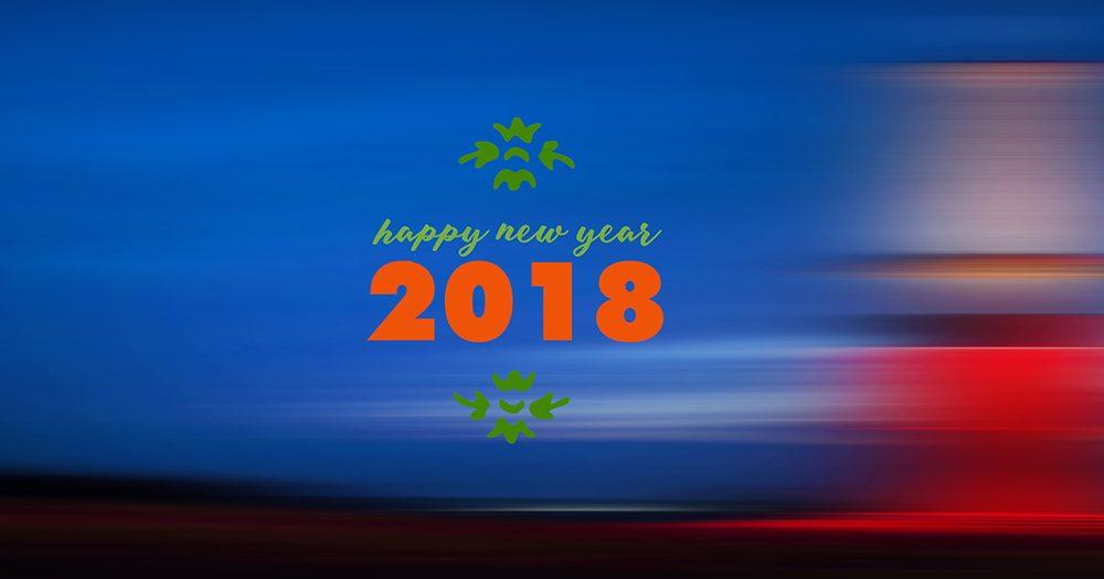 Ein intensives, erfolgreiches Jahr 2017 geht nun zu Ende!
