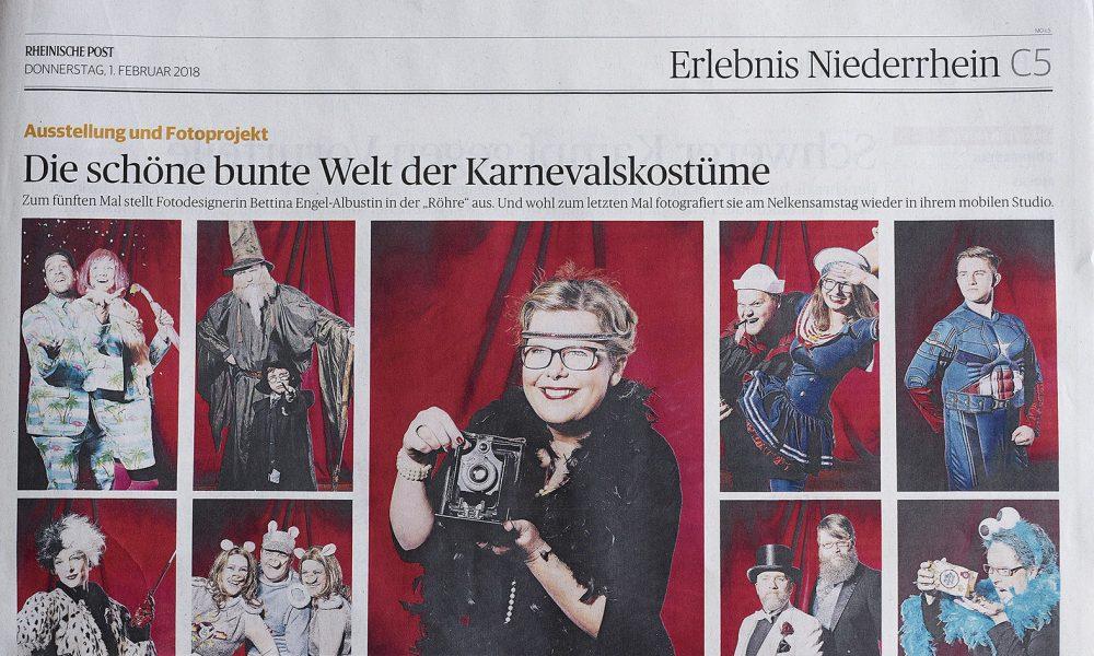 In der Rheinischen Post