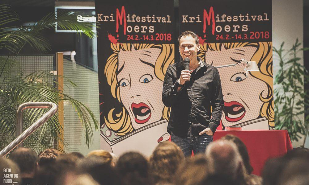 Krimifestival mit Sebastian Fitzek