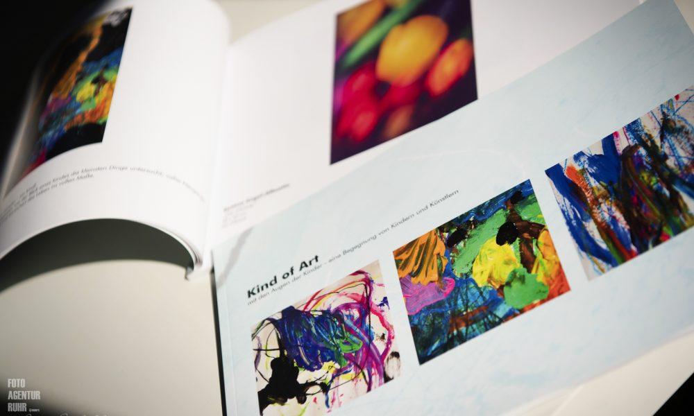 """Katalog """"Kind of Art"""""""