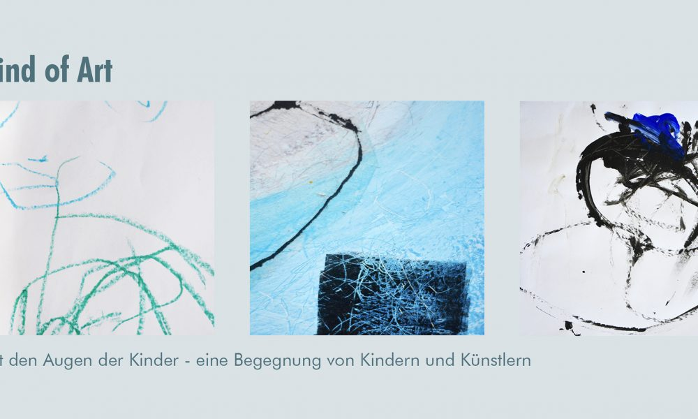 "Vernissage – Projekts ""Kind of Art"" – mit den Augen der Kinder"