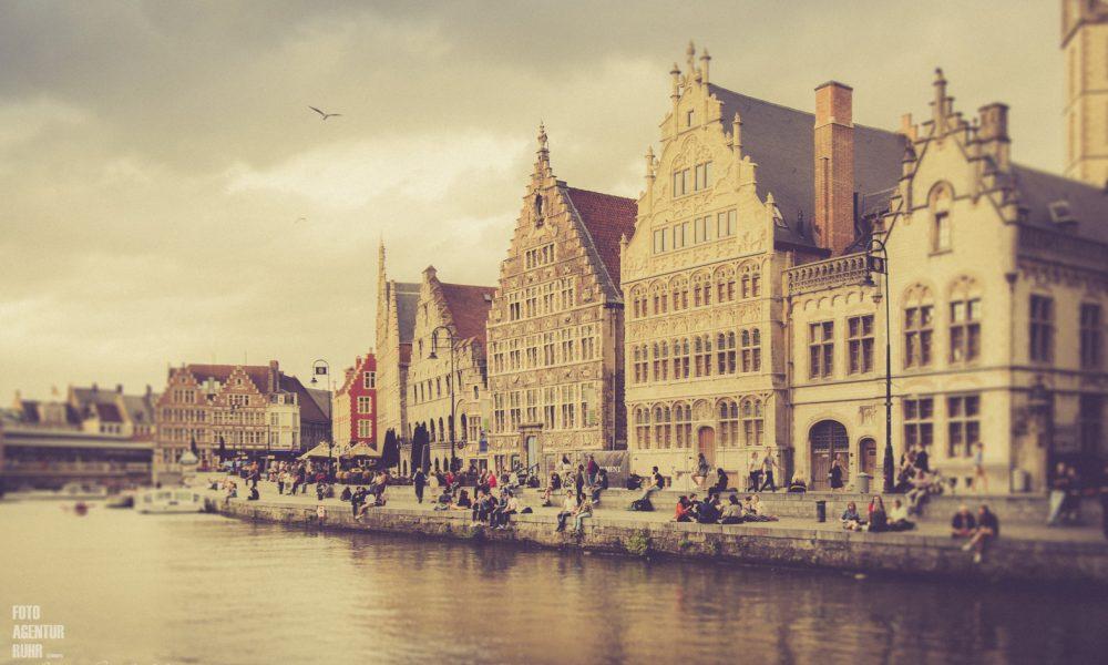 Ein Besuch in Gent
