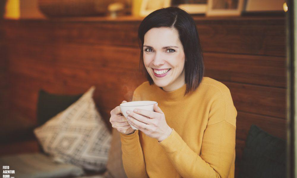 Portraits beim Kaffee