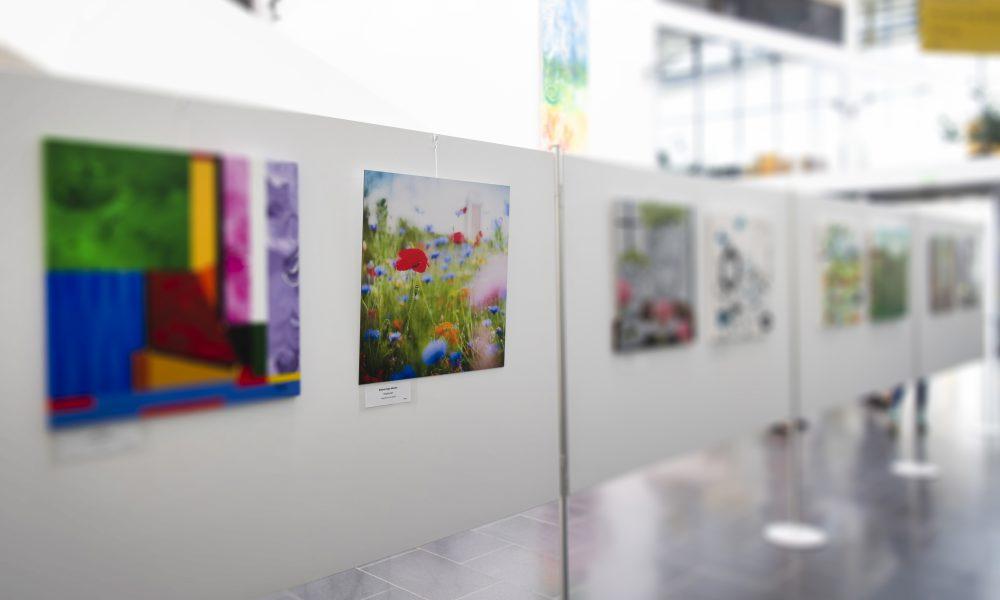 Ausstellung LAGA 60×60