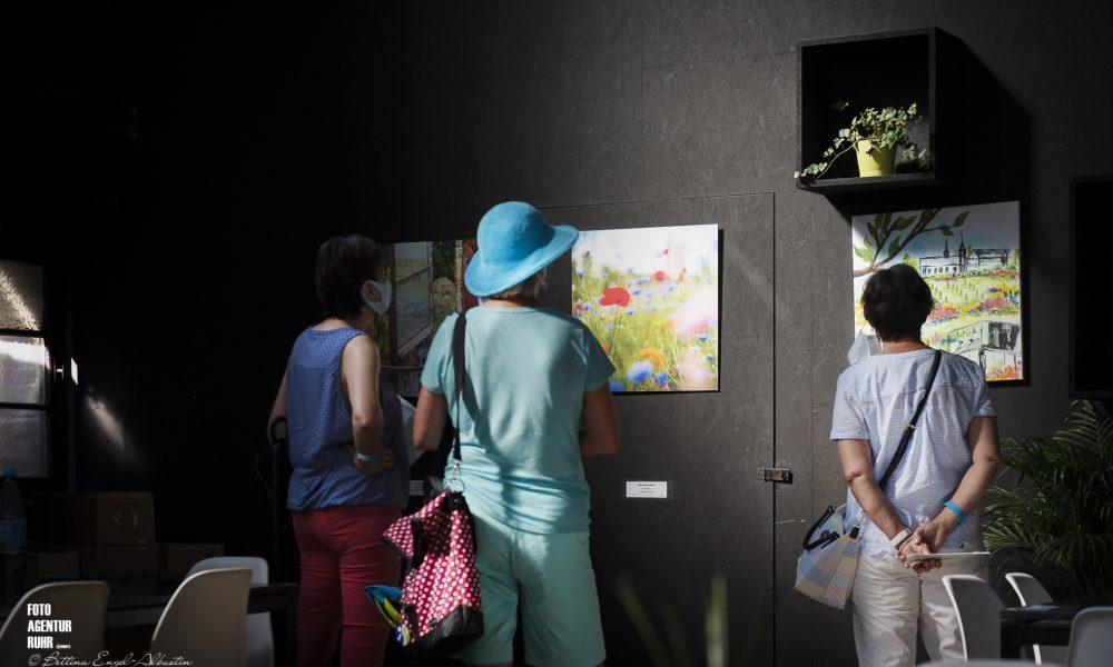 Ausstellung im Lufre | Laga 60×60