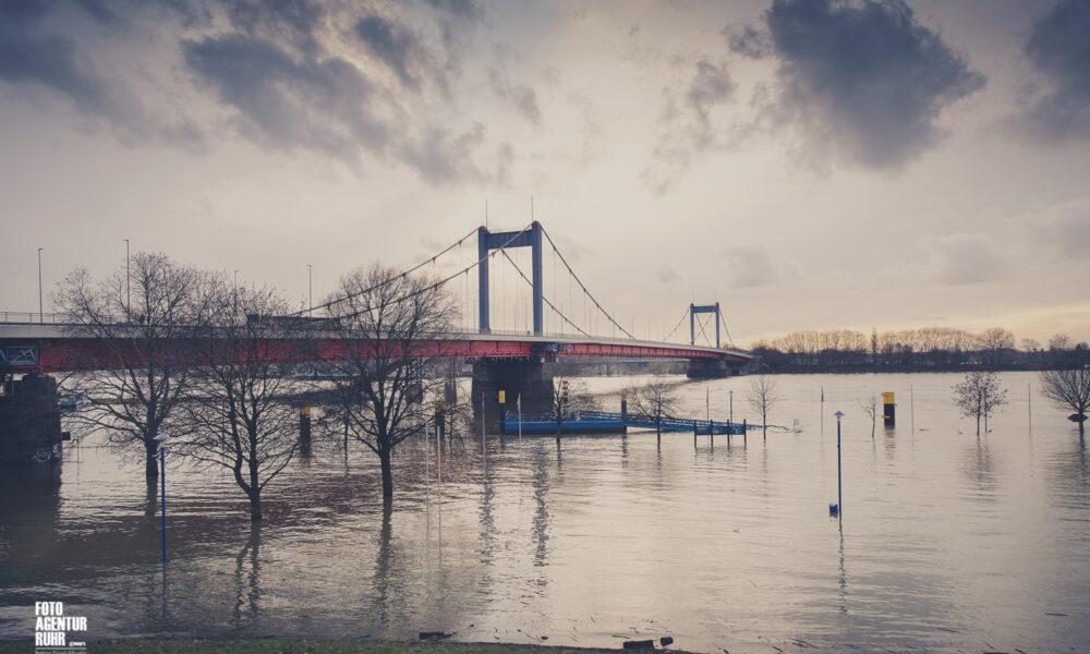 Noch mehr Hochwasser